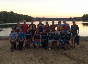 UConn Sailing Team, 2016